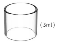 Smok - TFV12 Replacement Glass