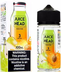 Juice Head - Peach Pear 100ml