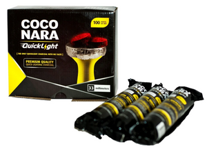 CocoNara - Quicklight 33mm Charcoal