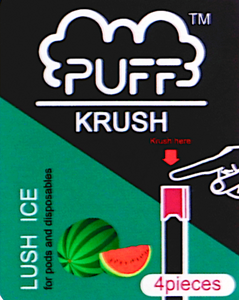 Puff Krush - Lush Ice