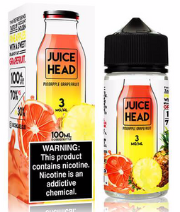 Juice Head - Pineapple Grapefruit 100ml