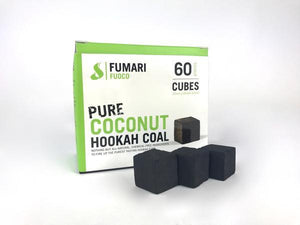 Fumari - Fuoco Coconut Hookah Charcoal 60pc