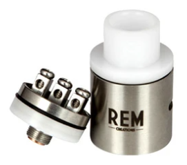 REM Creations - REM Entry RDA Silver