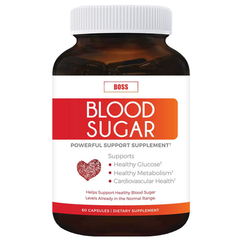 Boss Blood Sugar Support Supplement