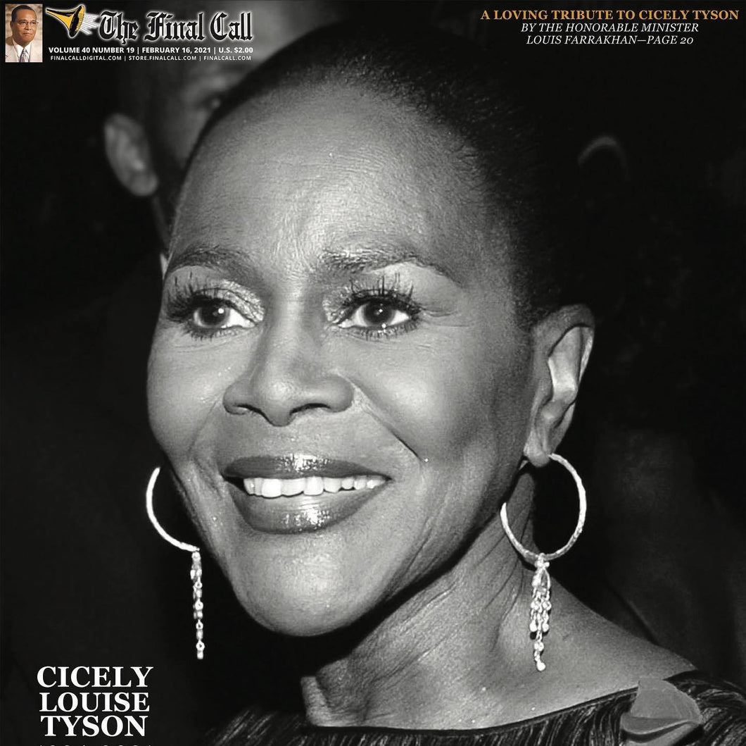 A Loving Tribute to Cicely Tyson