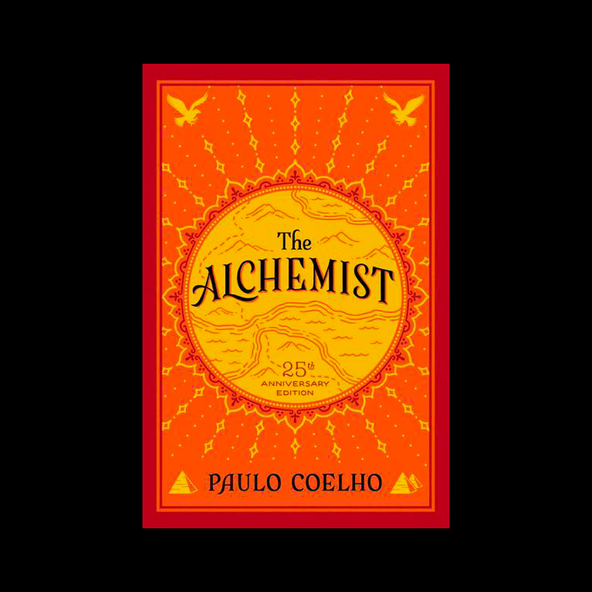 The Alchemist 30th Anniversary Edition by Paulo Coelho