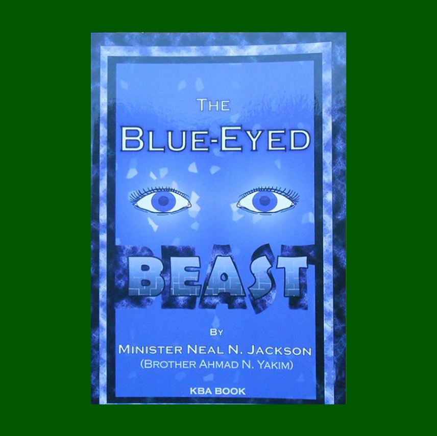 The Blue-Eyed Beast