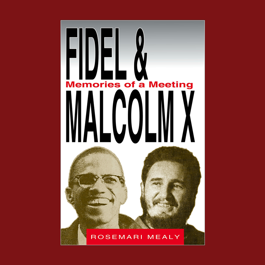 Fidel & Malcolm X: Memories of a Meeting