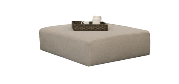 "Jackson Furniture Laguna Cocktail Ottoman (40"") in Almond 3240-12/1840-36 image"