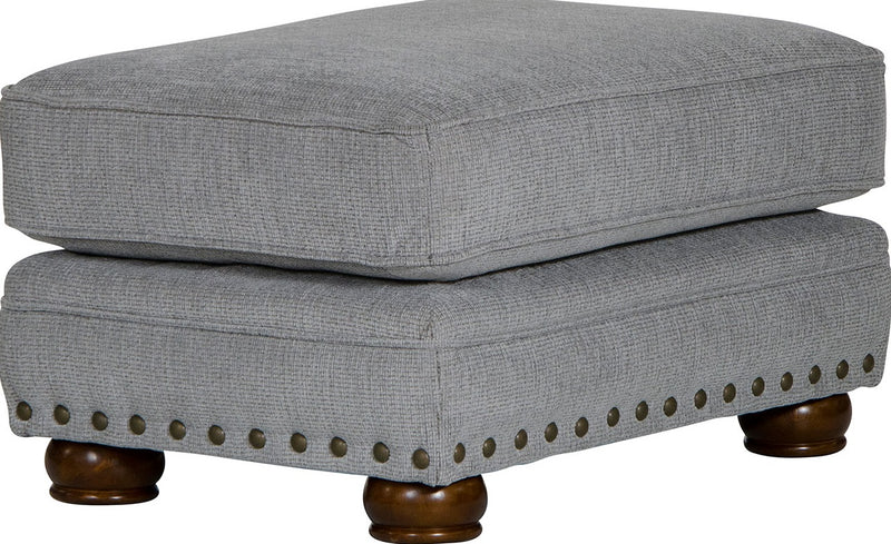 Jackson Furniture Singletary Ottoman in Nickel 3241-10/2010/18 image