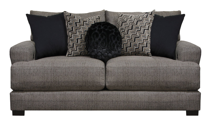 Jackson Furniture Ava Loveseat in Pepper 4498-02 image