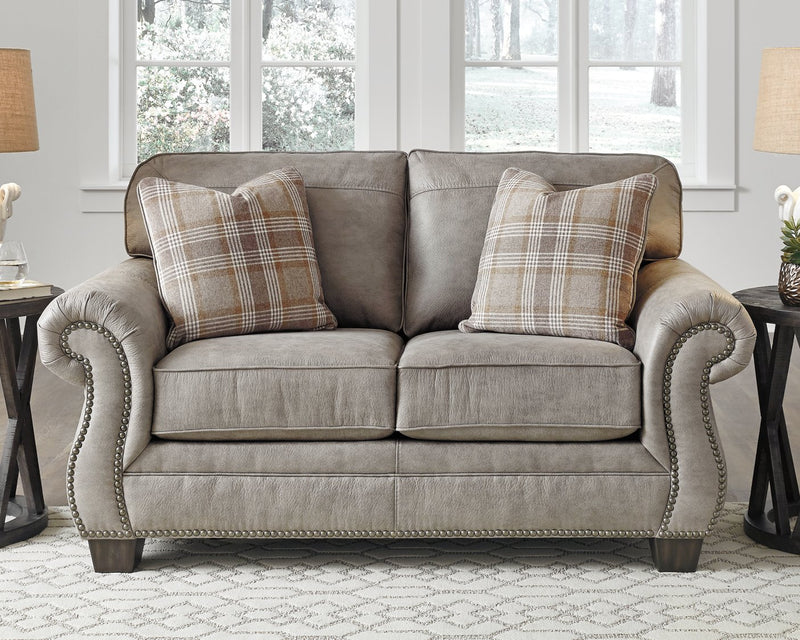 Olsberg Signature Design by Ashley Loveseat image