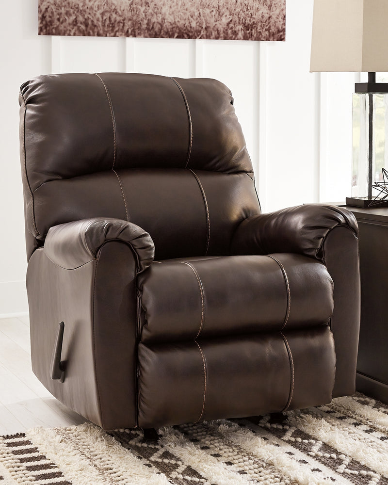 Hermiston Signature Design by Ashley Recliner