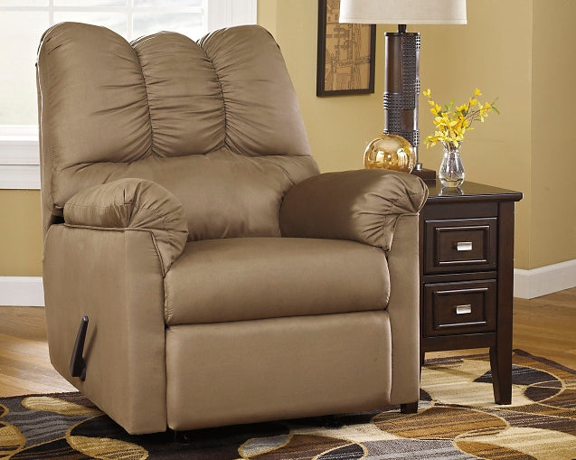 Darcy Signature Design by Ashley Rocker Recliner