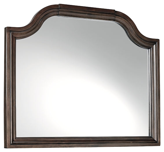 Adinton Signature Design by Ashley Bedroom Mirror