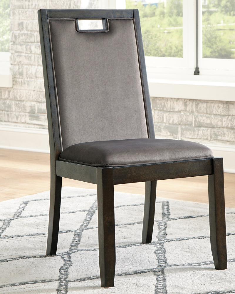 Hyndell Signature Design by Ashley Dining Chair
