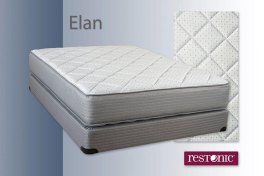 Elan Plush Mattress Set