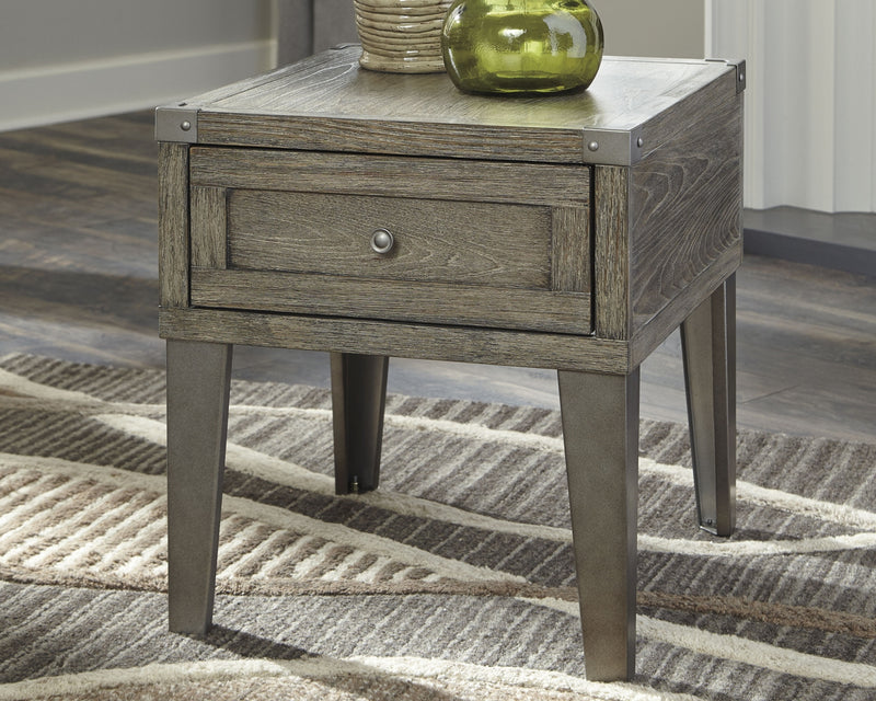 Chazney Signature Design by Ashley End Table