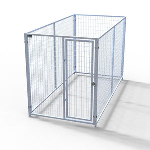 TK Products Complete 5'W x 8'L x 6'H Kennel