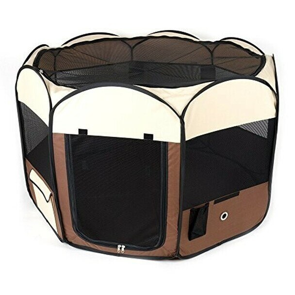 Deluxe Medium Pop-Up Playpen by Ware Pet Products