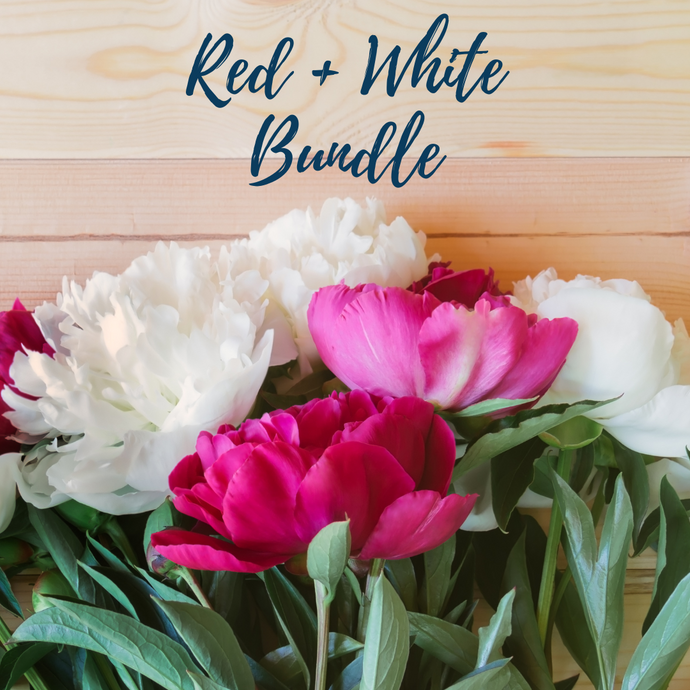 All Canadian Red + White Bundle | Free Shipping