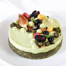 Load image into Gallery viewer, Avocado Mint Lime Cake