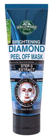 Hollywood Style Diamond Peel Off Mask Step3 100ml