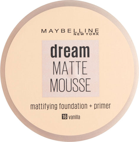 Maybelline Dream Matte Mousse