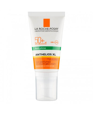 La Roche Posay Anthelios Xl Gel Creme Toucher Sec Anti Brillance Spf50+, 50ml