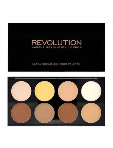 Revolution Make Up Palette Ultra Cream Contour