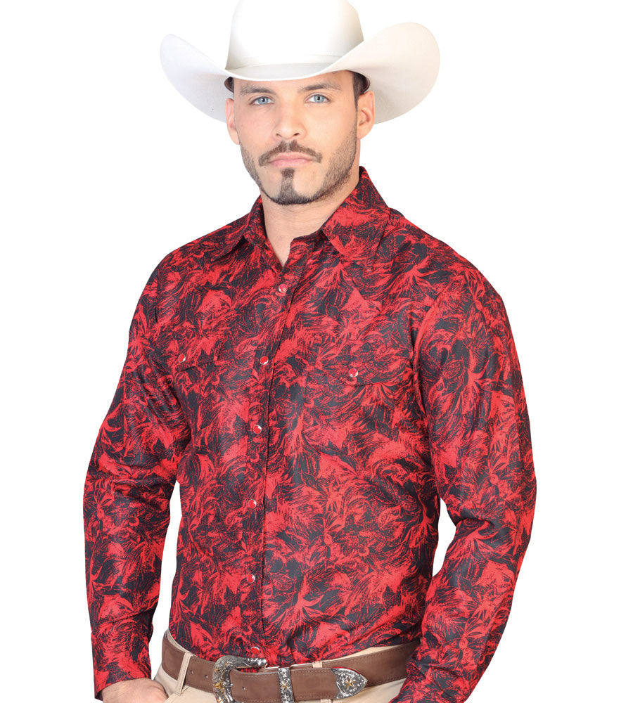 Western Style Shirt P0942