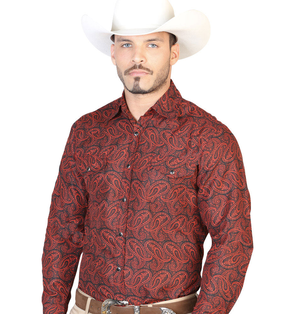Western Style Shirt P0952