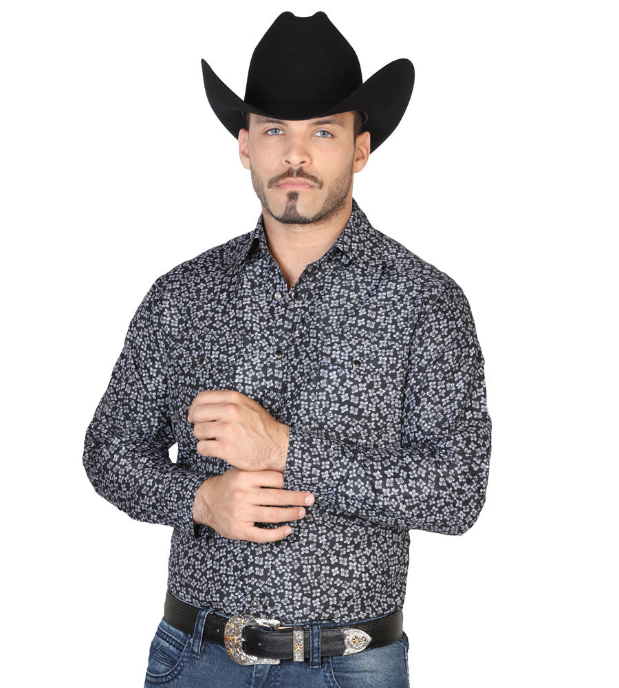 Western Style Shirt P0961