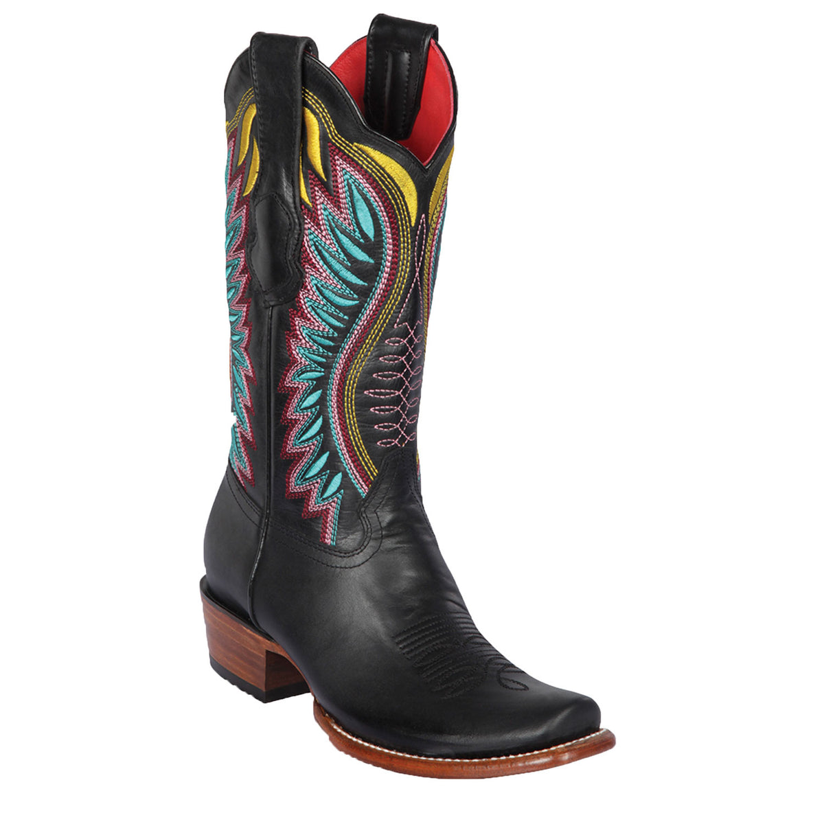Genuine Leather Boot LAB-3989