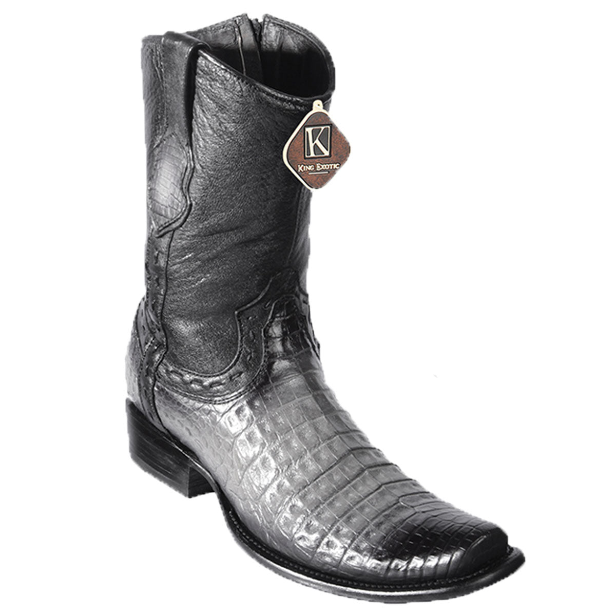 Caiman Belly Skin Dubai Boot 479B82