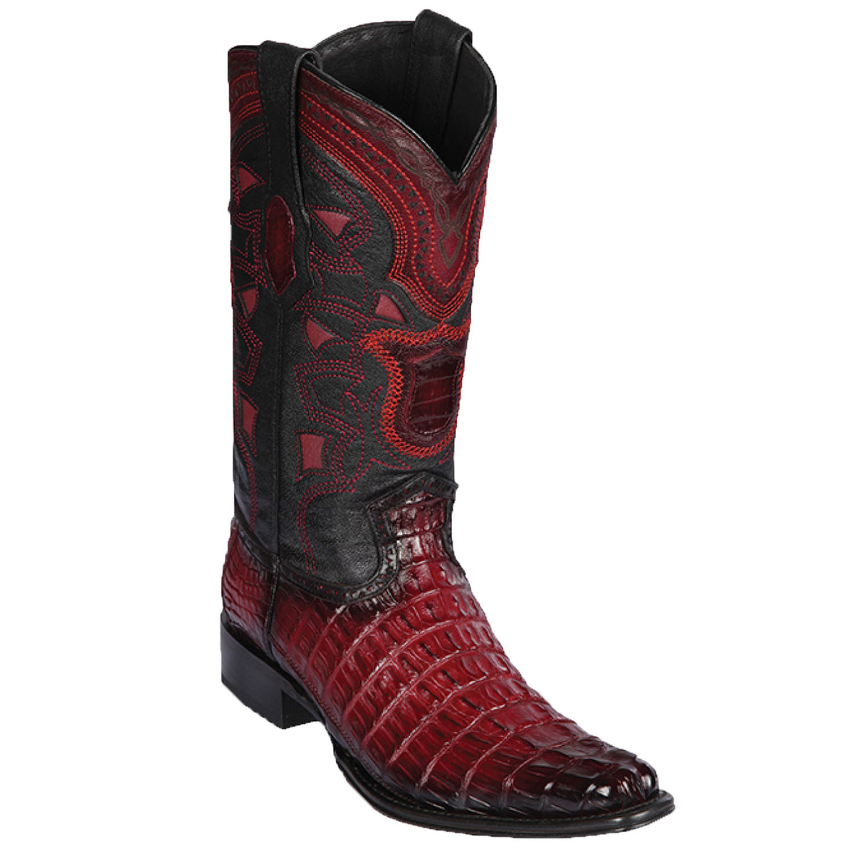 Caiman Tail Skin Boot LAB-7601