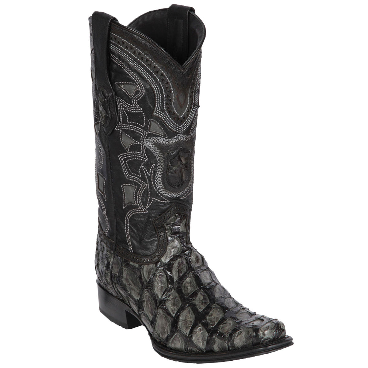Pirarucu Skin Boot LAB-7610