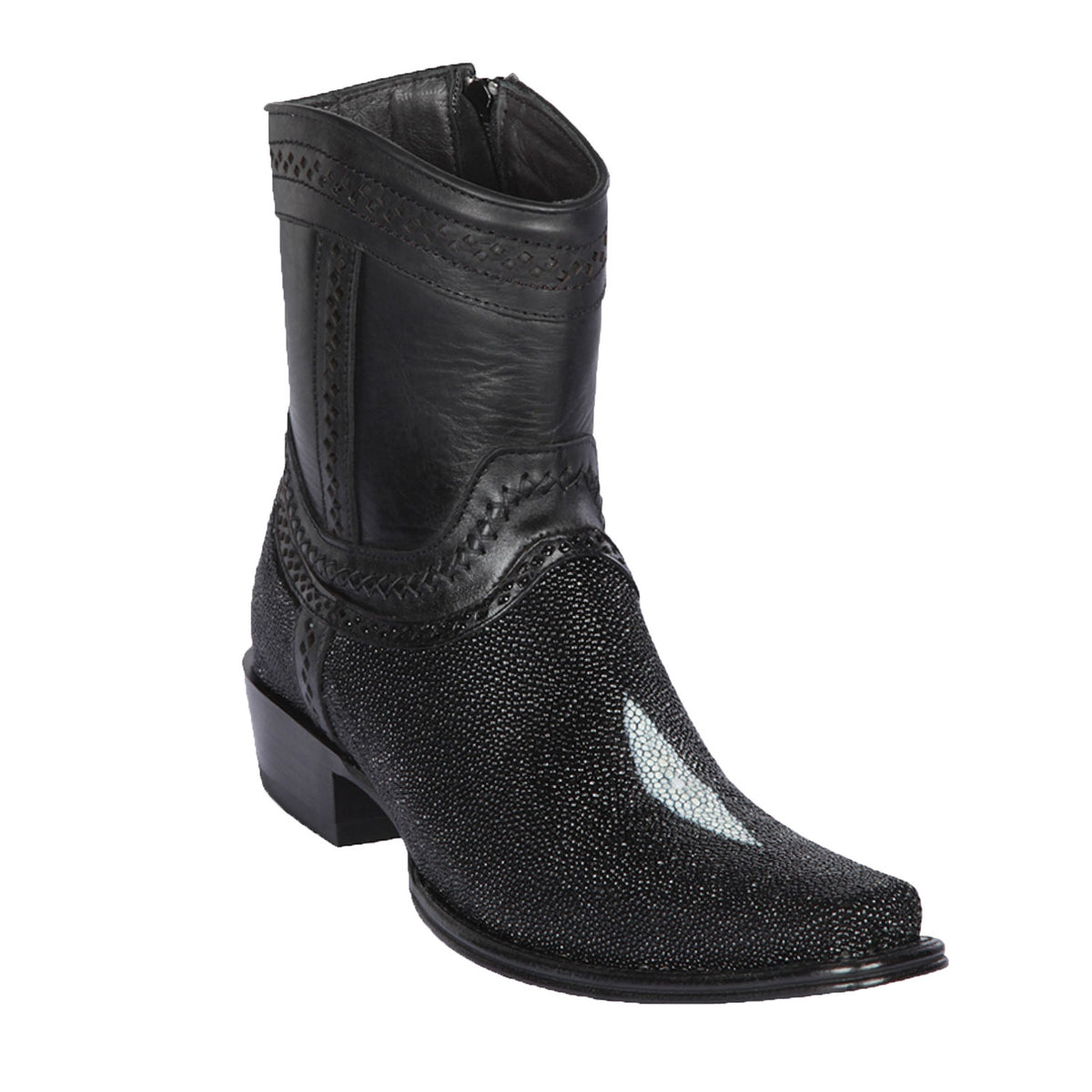 Stingray Skin Short Boot LAB-76B12
