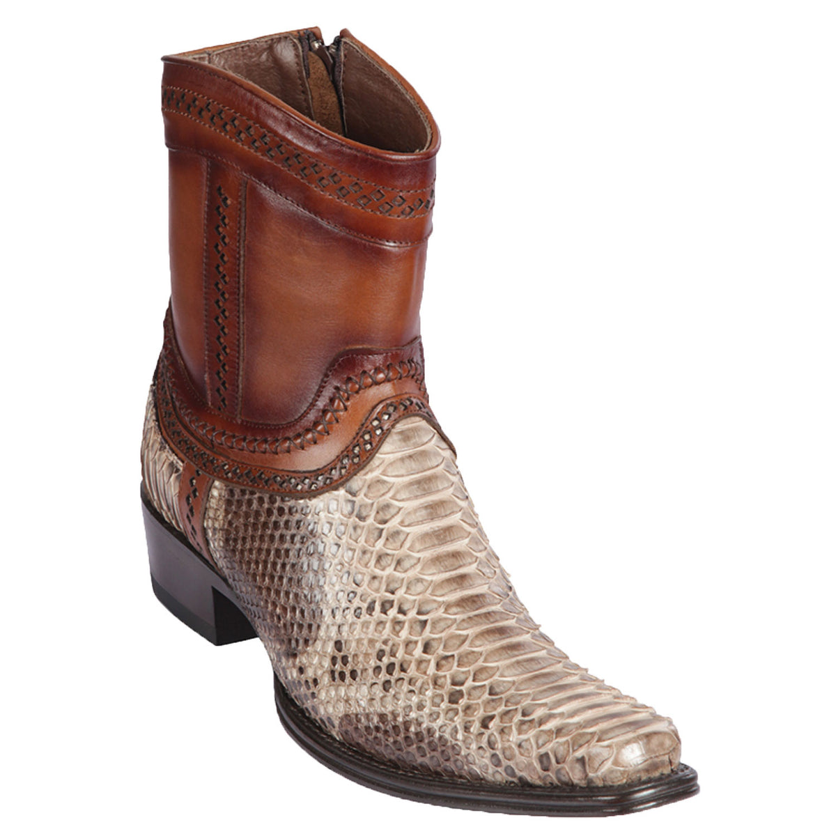 Python Skin Short Boot LAB- 76B57