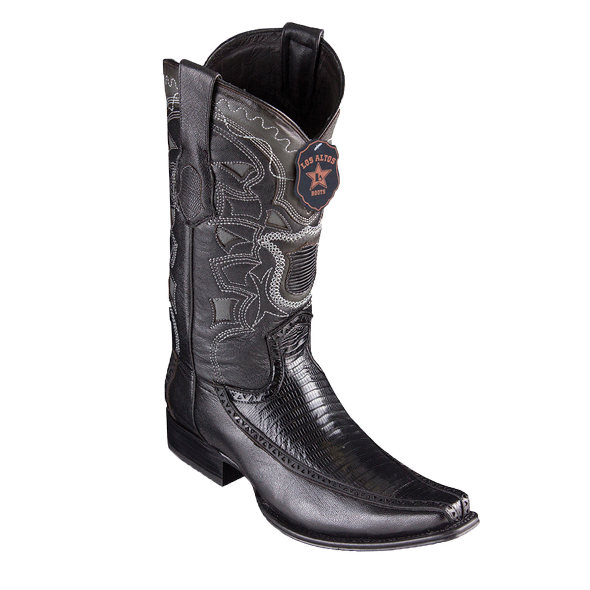 Lizard & Deer Skin Boot LAB-76F07