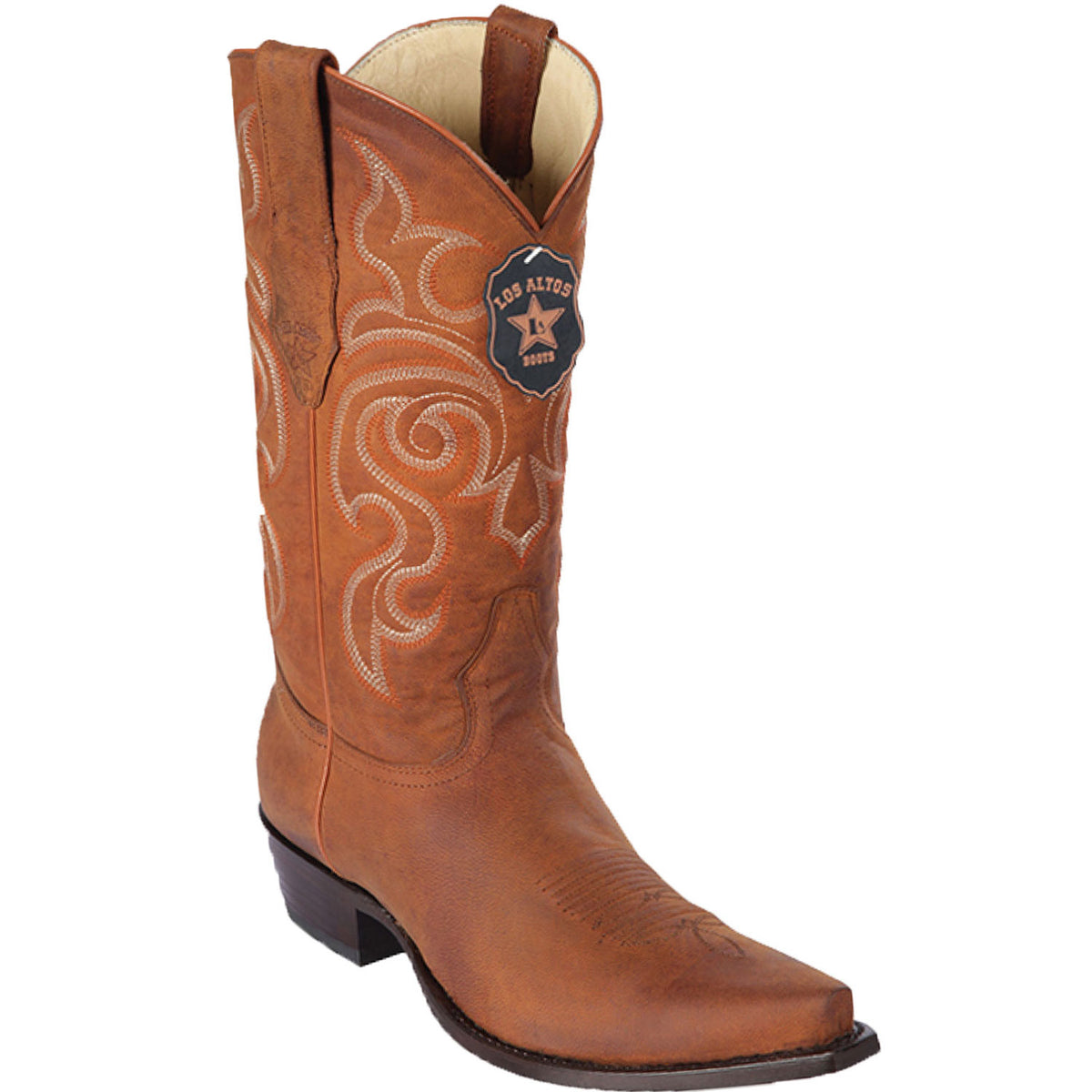 Genuine Leather Boot LAB-9420
