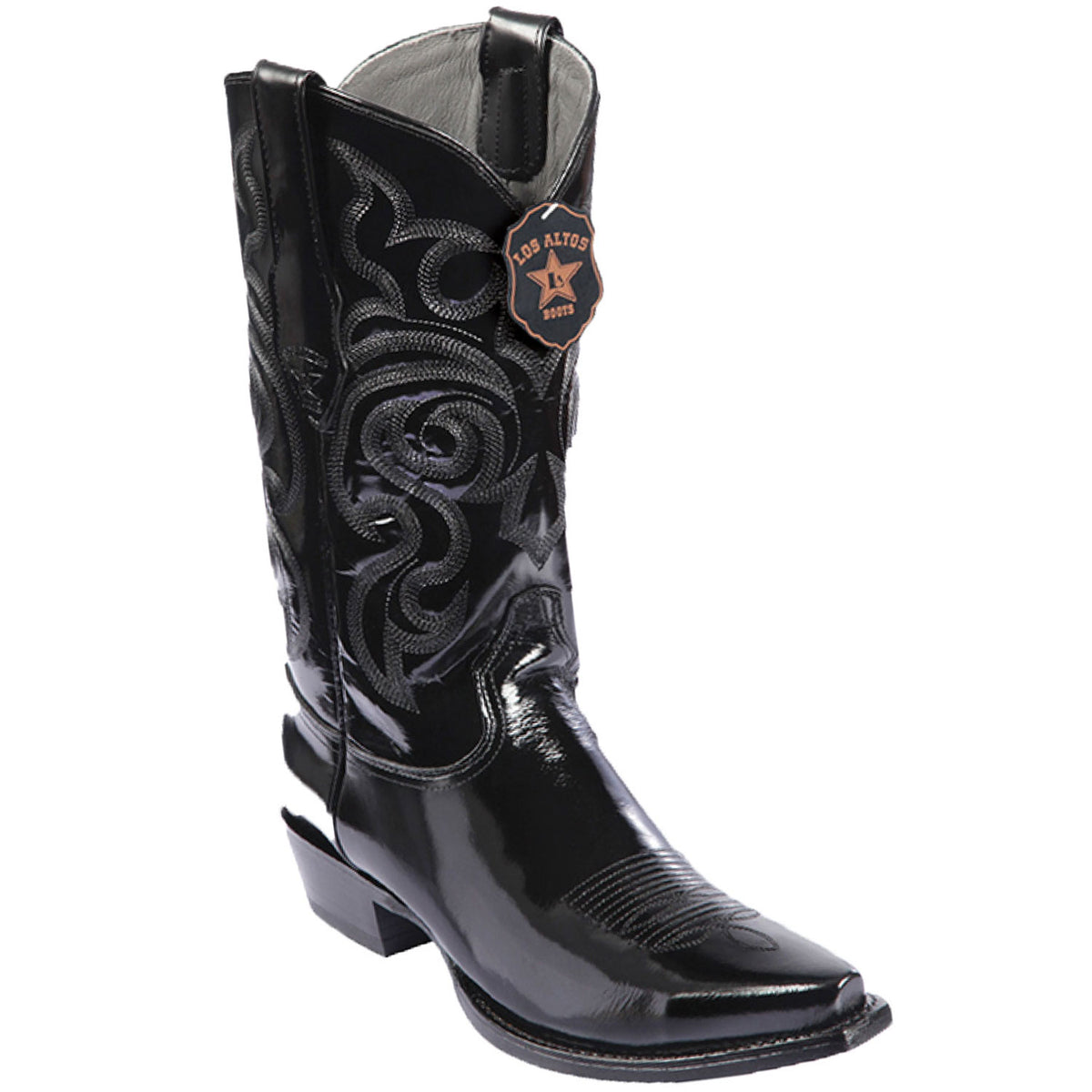 Genuine Leather Boot LAB-9442