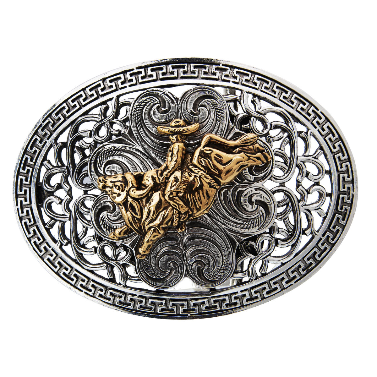 Western Belt Buckle WD1334