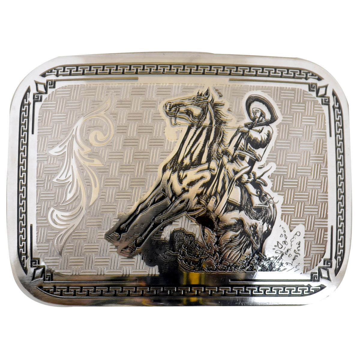 Western Belt Buckle WD1391