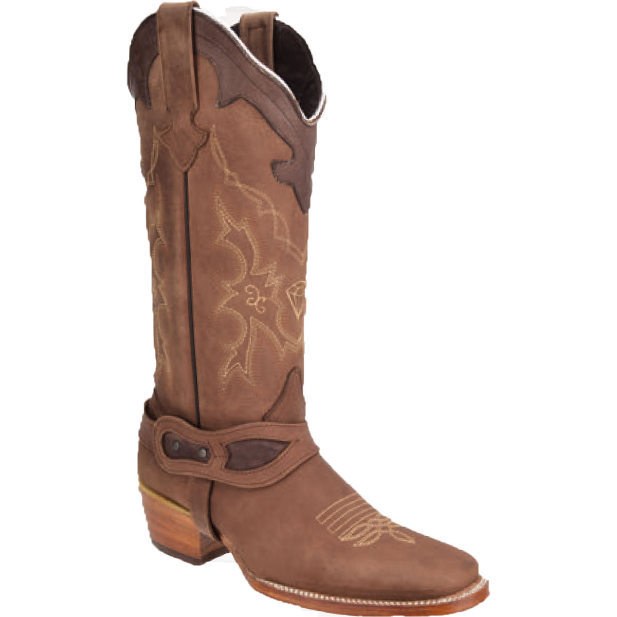 Genuine Leather Boot WD535-538