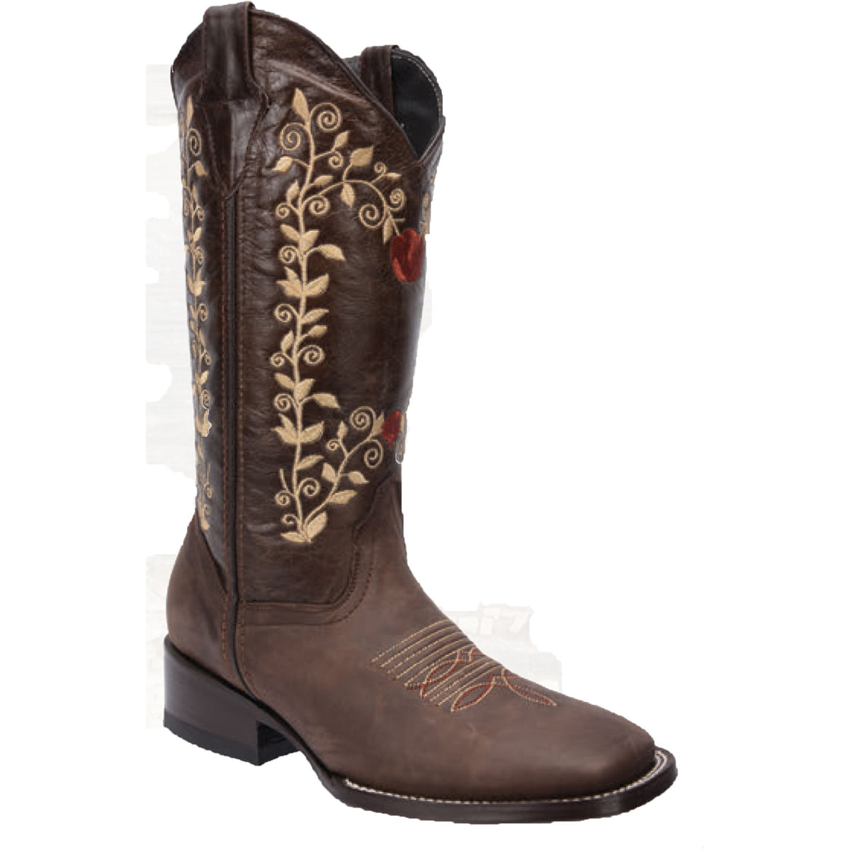 Genuine Leather Boot WD539-542