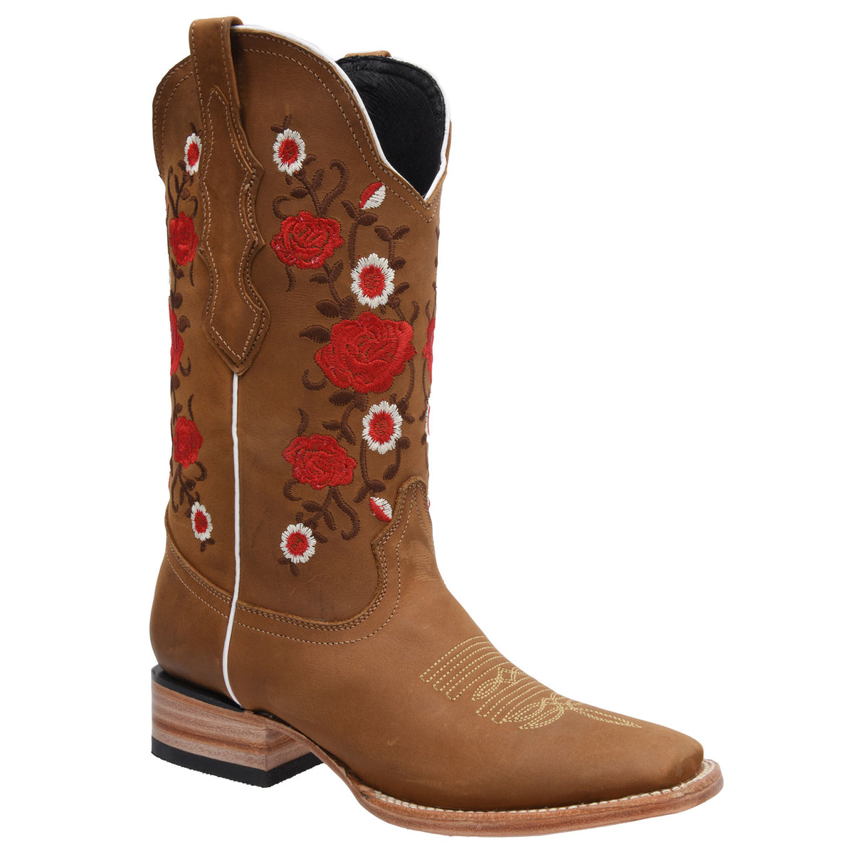Genuine Leather Boot WD548-551