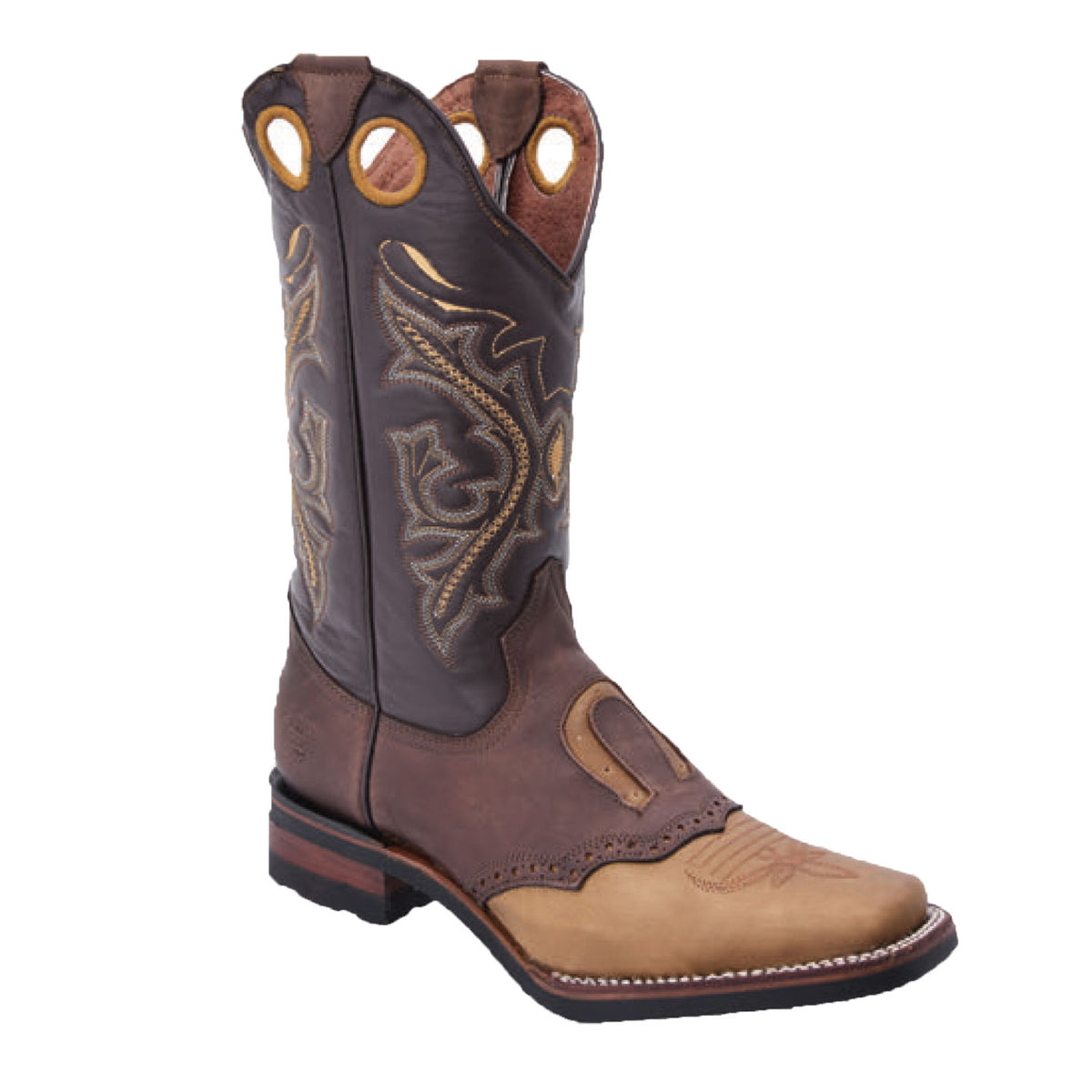 Genuine Leather Boot WD556-557