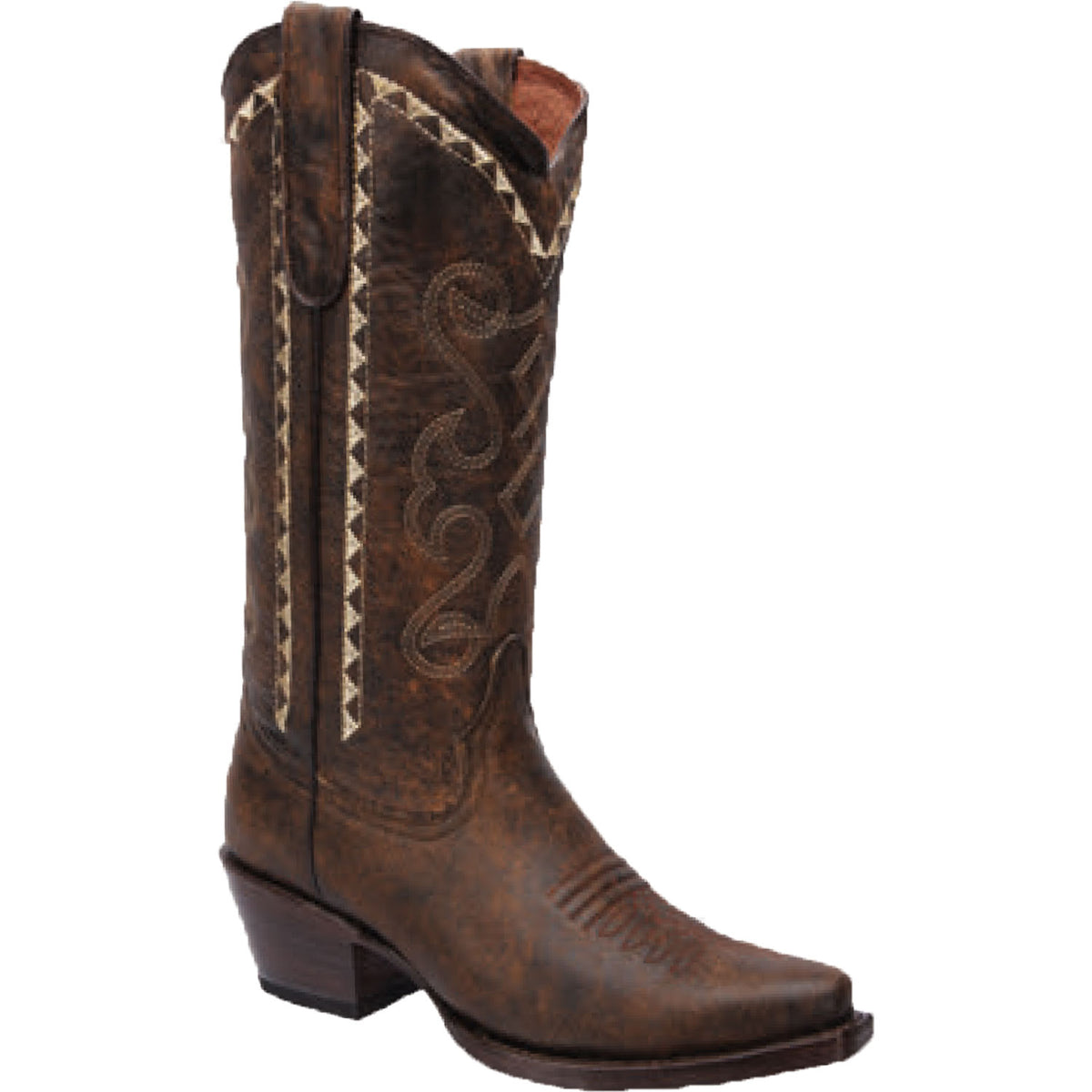 Genuine Leather Boot WD561