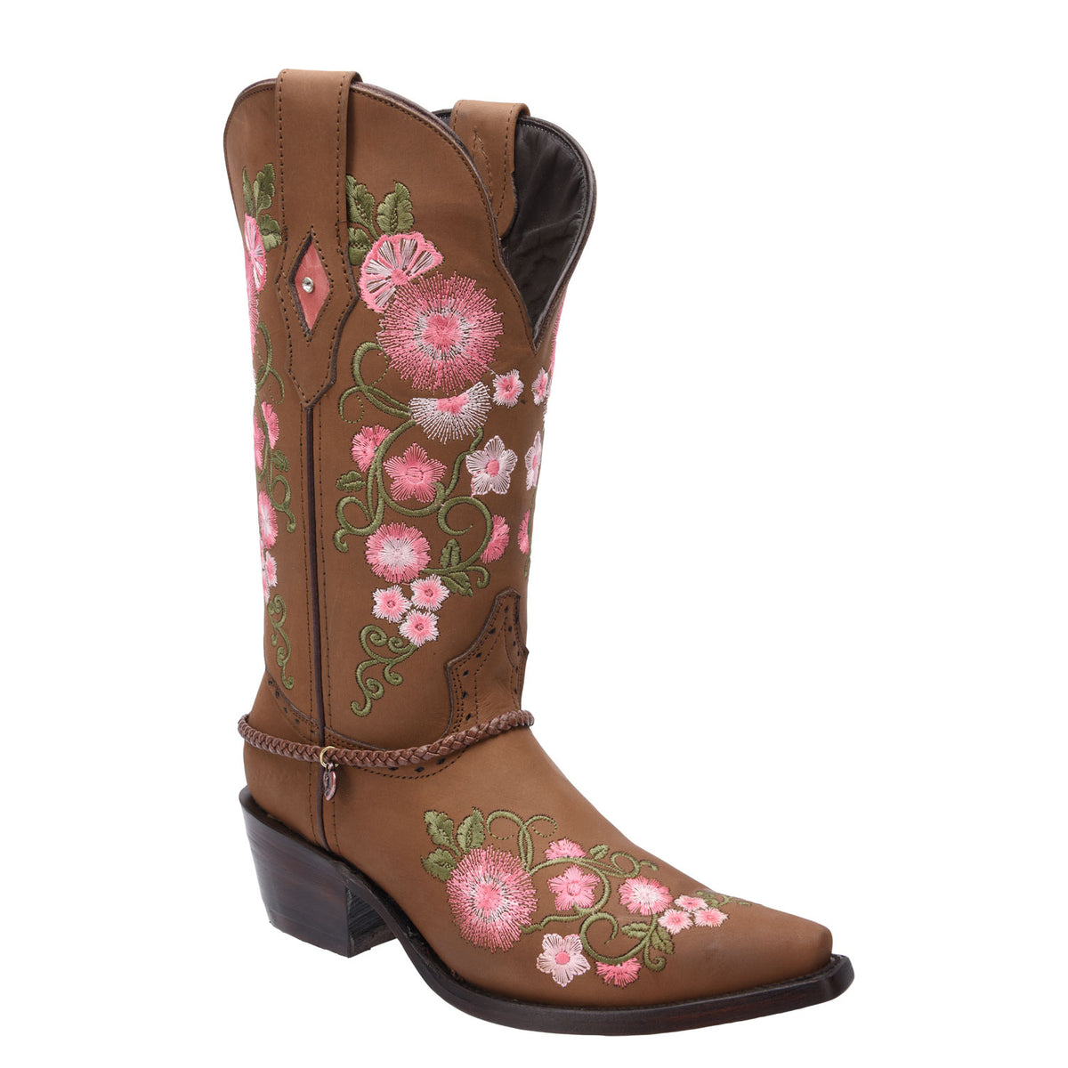Genuine Leather Boot WD569-570